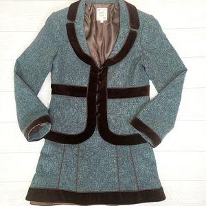 Nanette Lepore Skirt Suit